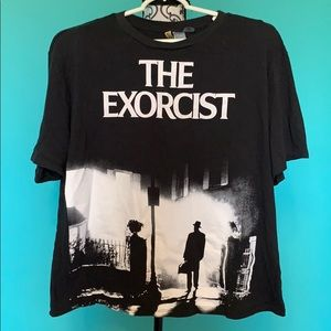 The Exorcist Halloween T shirt Stretch Divided L